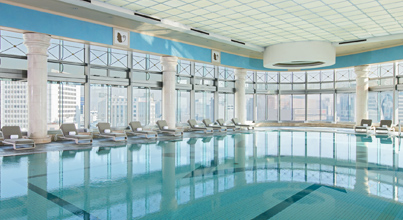THE PLAZA Fitness Club (pool)